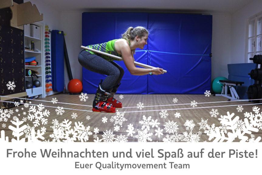 Weihnachten Klosterneuburg Schifahren Training