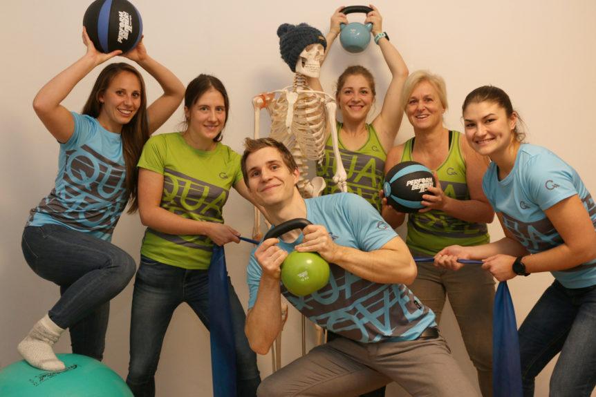 Sport und Physio Team von Qualitymovement
