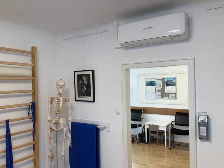 Klimaanlage Praxis