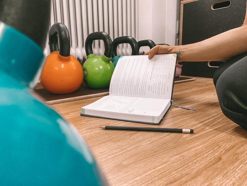 Movementbook Dein Trainingstagebuch